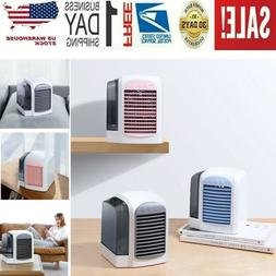 1-7W USB 380ML Portable Mini Air Conditioner Cool Cooling Fo