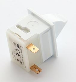 1 X Refrigerator Door Light Switch Replacement for Whirlpool