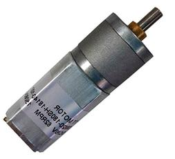 180sh Dc Motor with Metal Reduction Gearbox for Electric Too
