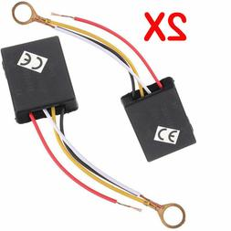 2X 3Way Touch Sensor Switch Control for Repairing Lamp Desk