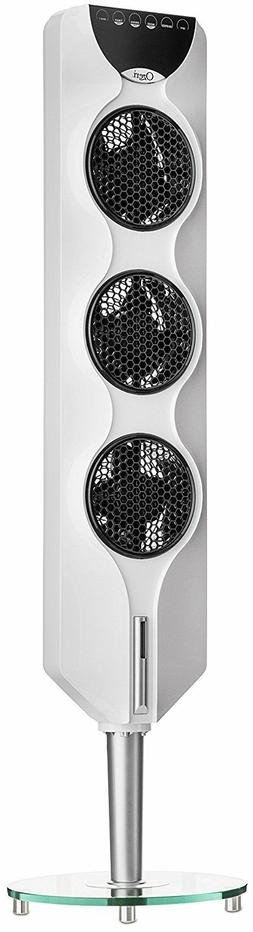 Ozeri 3x Tower Fan  with Passive Noise Reduction Technology