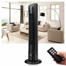 "Costway 40"" LCD Tower Fan Digital Control Oscillating Coolin"