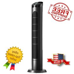 """Cascade 40"""" Tower Fan with Remote - Free Shipping - Brand Ne"""
