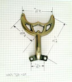 "42""Antique Brass Ceiling Fan Blade Arm Replacement Bracket,"