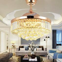42 Inch Invisiable Crystal <font><b>Ceiling</b></font> <font