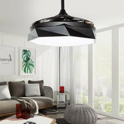"""42"""" Modern Style Ceiling Fan with LED Light Macaron Home Dec"""