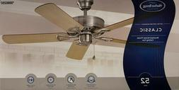 """HARBOR BREEZE 52"""" 5-Blade Classic Style Energy Star Ceiling"""