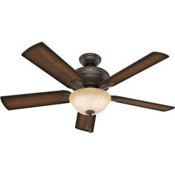 Hunter Fan 52 Matheston - 5 Blades - 52 Diameter - 3 Speed -