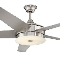 "60"" Possini Euro Design Edge Ceiling Fan"