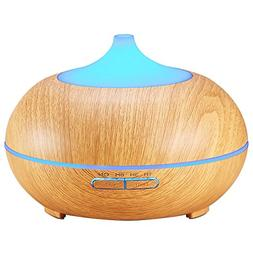 Humidifiers ceiling fan amir essential oil diffuser 300ml cool mist ultrasonic humi aloadofball Gallery