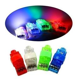 CALIFORNIA CADE ELECTRONIC Finger Lights Bright LED Rave Las