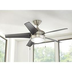 Home Decorators Collection 44 Inch Windward Brushed Nickel C