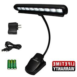 Lumiens L9 - Music Stand Light Clip On Orchestra LED Lamp -