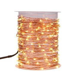 MAGICNIGHT 150 Leds 50FT Led String Starry Light Copper Wire