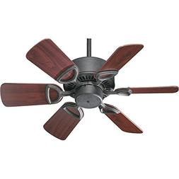 "Quorum 43306-44, Estate Toasted Sienna 30"" Ceiling Fan"
