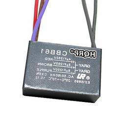 HQRP AC Adapter / Power Supply for Samsung SC-D381 / SDC381,