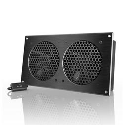"AC Infinity AIRPLATE S7, Quiet Cooling Fan System 12"" with S"
