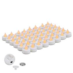 EverBrite Battery Operated Flickering Flameless LED Tea Ligh