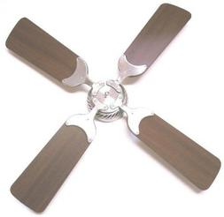 "Brushless DC 12V  36"" Ceiling Fan for RV with Remote Control"