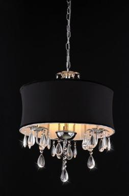 Cassiopeia 4 Light Crystal Chandelier