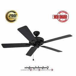 Ceiling Fan 52in Antique Bronze Indoor Outdoor Reversible Ai