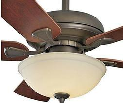 Ceiling Fan With Remote Hugger Option Low Profile 52 Inch OR