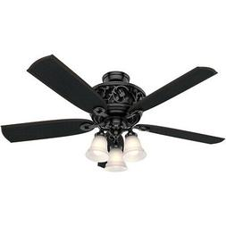 ceiling fan black 59545 promenade