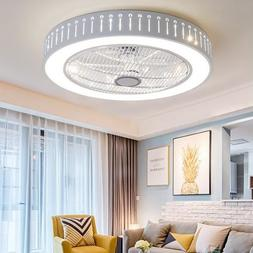 ceiling fan light remote control led lamp