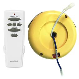 ceiling fan remote control complete kit replace