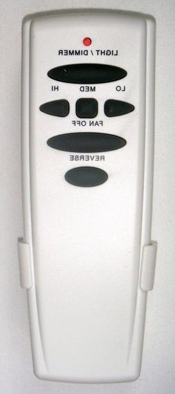 Hampton Bay Ceiling Fan Reverse Remote Control Replacement U