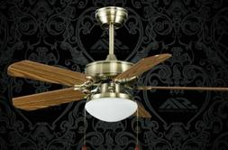 ceiling fan with light 48""
