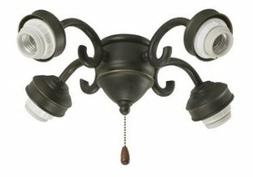 Emerson Ceiling Fans F490ORB 4-Light Transitional Fitter in