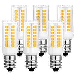 KINDEEP Dimmable E12 LED Candelabra Bulb, 4W , Warm White 30