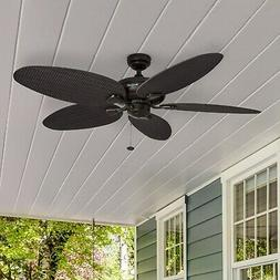 Honeywell Duvall 52-Inch Tropical Ceiling Fan with Five Wet
