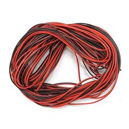 20M Extension Wire Cord JACKYLED 65.6Ft 22awg Cable for Led