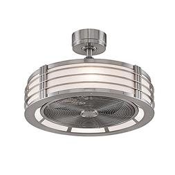 Fanimation Beckwith  FP7964BN  Ceiling Fan with Frosted Shad