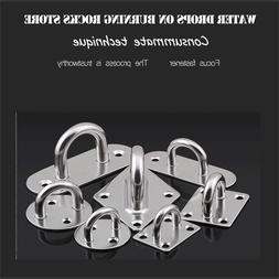 Free shipping 304 stainless steel base round hook <font><b>c