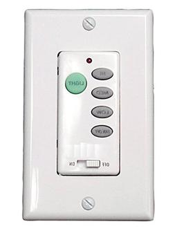 Hampton Bay Ceiling Fan Wall Control Universal Remote Light