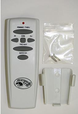 Hampton Bay Wireless Remote Control UC7078T with Reverse and