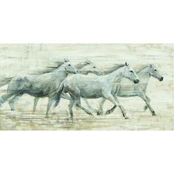 Yosemite Home Decor Horses in the Wind Original Hand Painted