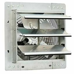 iLIVING ILG8SF10V Wall-Mounted Variable Speed Shutter Exhaus
