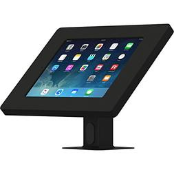 iPad  9.7/Pro, Air 1/2 Black Covered Home Button Rotating &