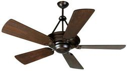 "Craftmade K10227 Oiled Bronze Metro 54"" 5 Blade Indoor Ceili"