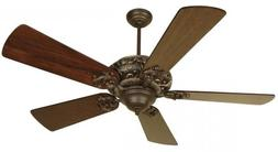 """Craftmade K10725 Ceiling Fan Motor with Blades Included, 52"""""""