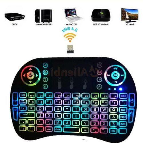 2.4G Remote Controls Android HTPC