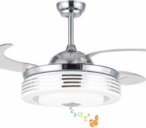 42 ceiling fan with lights smart bluetooth