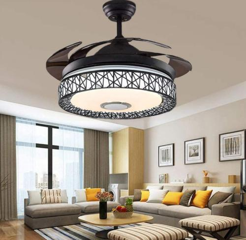 "42"" Fan Chandelier Remote"
