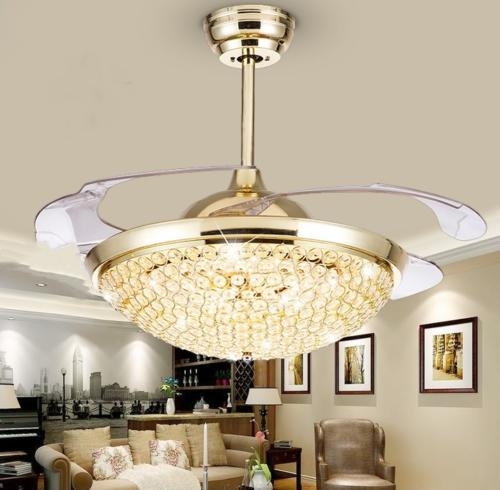 """42"""" Invisible Ceiling Light Modern"""