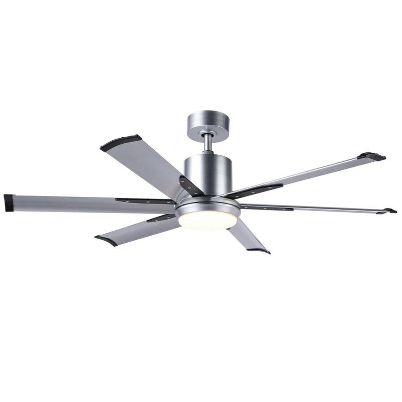 """52"""" Indoor Fan with Remote 4 6"""
