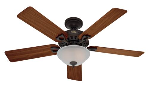 Hunter Fan 52 Astoria - 5 Blades - 52 Diameter - Quiet - 12